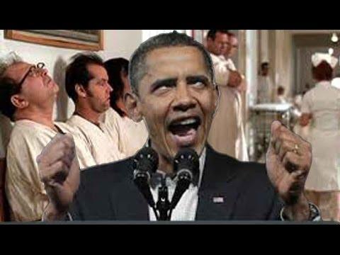 У Обамы парафрения