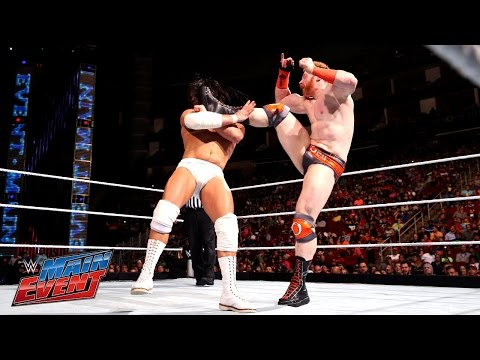 event - Sheamus looks to continue his winning ways while Bo Dallas looks to get his first victory of the week. See FULL episodes of WWE Main Event on WWE NETWORK: http://bit.ly/WWEME Don't forget...