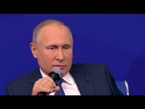 Они ждут Путина! Что делать, если к Вам едет Президент - Гражданская оборона, 13.03.2018