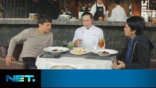 Video Vincent & Desta - Beef Barbecue + Nasi Goreng | Chefs Table | Chef Chandra | NetMediatama MP3, 3GP, MP4, WEBM, AVI, FLV Mei 2019