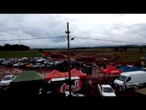 Motocross em Guapirama