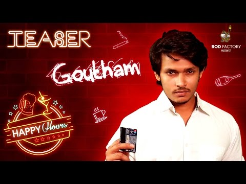 Gowtham Character Intro | Happy Hours | Telugu Web Series by Rod Factory