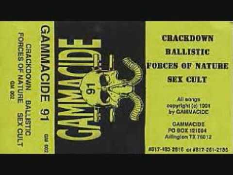 Gammacide - Ballistic online metal music video by GAMMACIDE