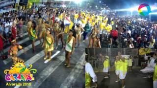 Bem Vinda desfile Carnaval Alvorada 2015