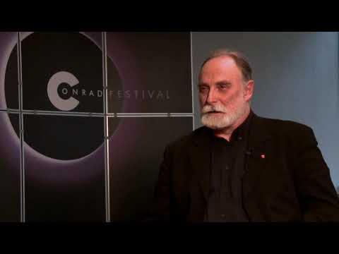 1. Conrad Festival - wywiad ze S. Chwinem