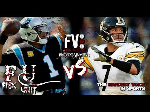 Panthers vs Steelers Reaction: Yea Panthers got blown out...but they still better