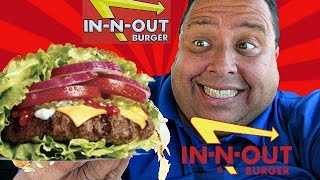Video In-N-Out® Protein Style Cheeseburger REVIEW! MP3, 3GP, MP4, WEBM, AVI, FLV Juli 2018