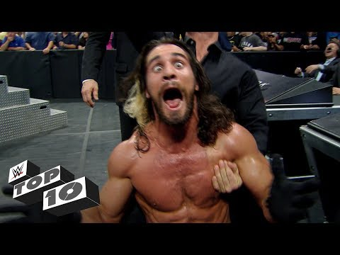 Wildest Superstar facial reactions: WWE Top 10