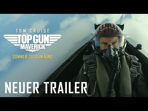 Top Gun: Maverick (2021) – Neuer Trailer - Paramount Pictures