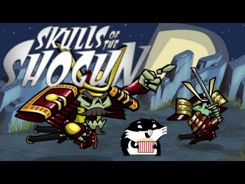 Загробная тактика в Skulls of the Shogun с Сибирским Леммингом