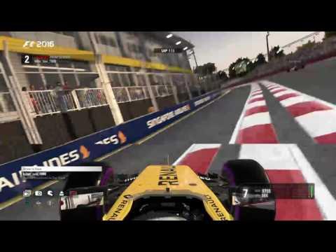F1™ 2016_game is broken (видео)