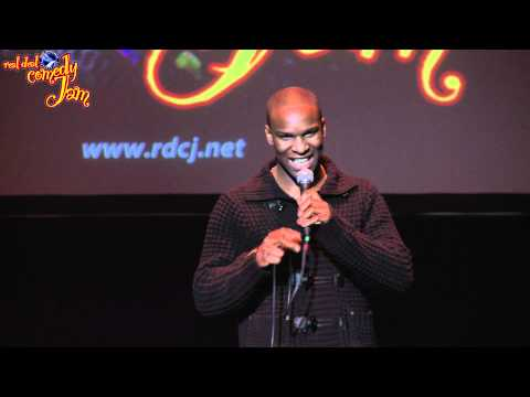 Axel the Entertainer @ Real Deal Comedy Jam