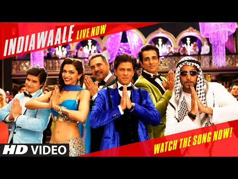 OFFICIAL: 'India Waale' Video Song - Happy New Year...