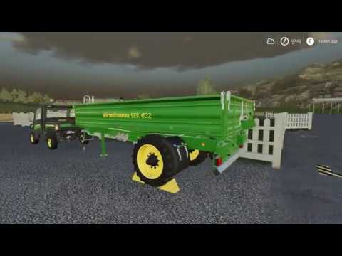 Fliegl DPW210 OY MP v1.0.0.0