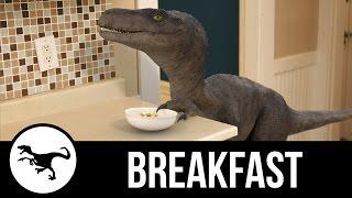 Having A Pet Dinosaur Is The Worst