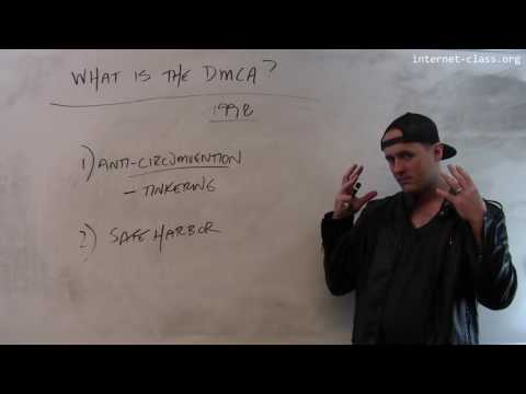 , title : 'What is the Digital Millennium Copyright Act (DMCA)?'