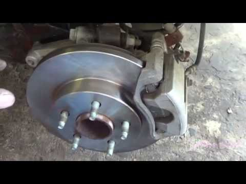 Pontiac G6 Rear Brakes Replace