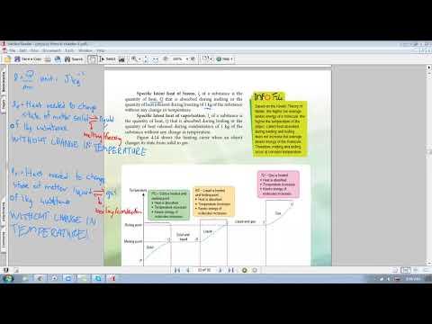 SPM Physics Heat (Specific Latent Heat) Part 1/2