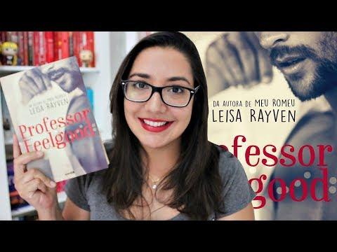 PROFESSOR FEELGOOD por Leisa Rayven | Amiga da Leitora