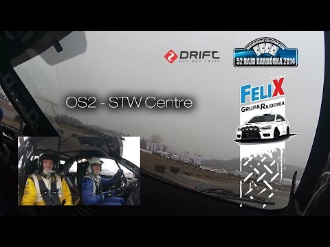 OS2 STW Center - 52 Rajd Barbórka 2014 - Grupa Rajdowy Felix