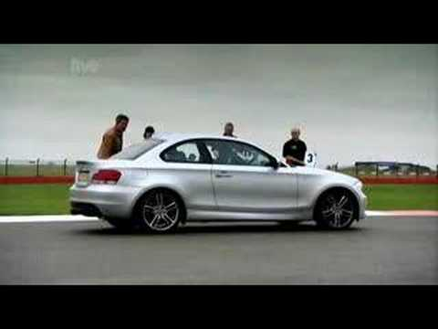 Fifth Gear- BMW 1series Coupe VS.Porsche Cayman DOG FIGHT!!! (видео)