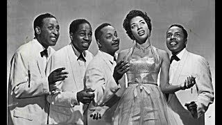 """Daisy Banks with Paul Kalet's Ink Spots sing """"Drifting"""" from 1961. Paul Kalet was a white manager who was one of the first to form and manage imposter Ink Spots groups. He had several groups working for him from the late 50s/early 60s up until the 80s or 90s."""