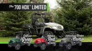 5. 2014 Arctic Cat Side By Side - UTV - Utility