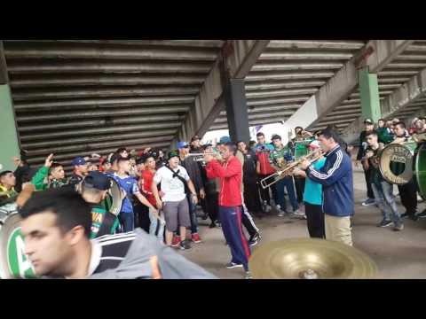 Chicago vs Atletico Parana (2017) - Los Pibes de Chicago - Nueva Chicago