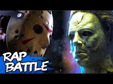 Friday The 13th vs Dead By Daylight | Rap Battle | #NerdOut! (Jason Voorhees vs Michael Myers)