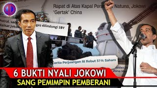Video Inilah 6 Bukti Sejarah Nyali Jokowi, Sang Pemimpin Pemberani MP3, 3GP, MP4, WEBM, AVI, FLV Desember 2018