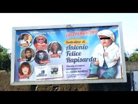 "battesimo a catania stile ""casamonica""!"