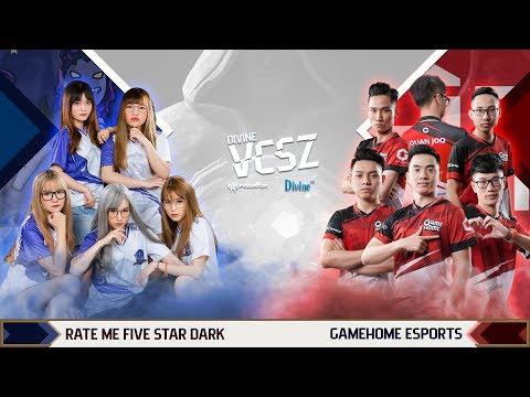 Divine VCSZ - VÒNG BẢNG | CẶP 2: RM5S Dark vs GameHome Esports - Thời lượng: 3:01:34.