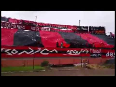 CRONICA ROJA - telón - Cronica Roja - Deportivo Cuenca