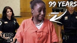 Video Top 10 Teenagers Freaking Out After A Life Sentence - Part 2 MP3, 3GP, MP4, WEBM, AVI, FLV Juli 2019