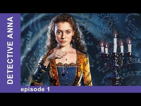 Detective Anna. Russian TV Series. Episode 1. StarMedia. Detective. English Subtitles