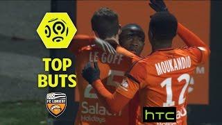 Video Top 3 Buts FC Lorient | saison 2016-17 | Ligue 1 MP3, 3GP, MP4, WEBM, AVI, FLV Juni 2017