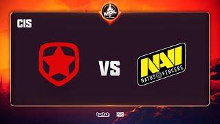 Gambit Esports vs Natus Vincere, MDL Disneyland® Paris Major CIS QL, bo3, game 3 [Lex & 4ce]