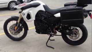 7. 2010 BMW F800GS For Sale
