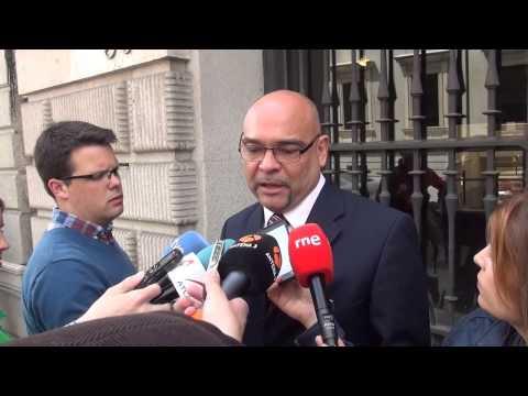 Julio Montoya se reunió con parlamentarios españoles para continuar  investigación sobre el caso Andorra