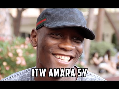 Interview Amara Sy