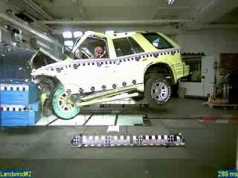 Landwind TUV CRASH TEST
