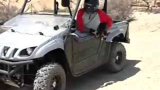 6. ATV Television Product Review - Rhino Doors