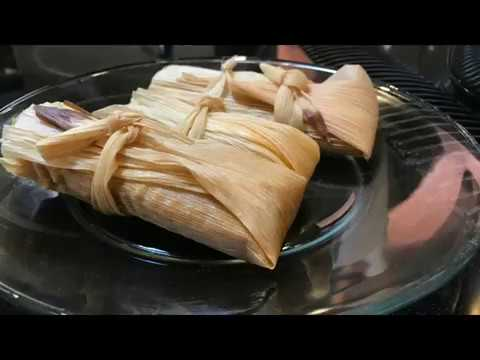 Tamales de Jalapeño con Queso Recipe - Vegetarian Recipe Healthier With Avacado & Coconut Oil
