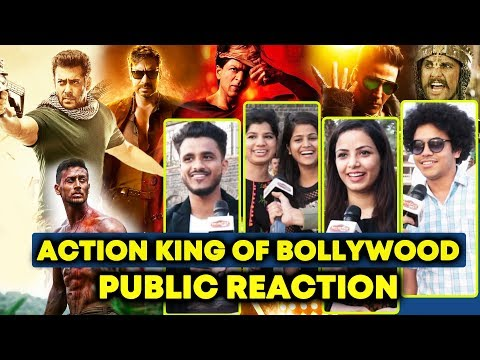 Who Is The ACTION KING Of Bollywood | Salman, Tiger Shroff, Shahrukh, Akshay, Ajay Devgn