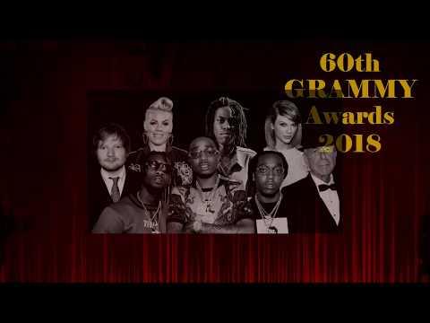 60th GRAMMY Awards Nominees | 2018 Grammy's