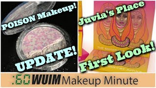 Today in makeup and beauty news an update on the alleged poisonous highlighter sold at Justice, Juvia's place shows off packaging options for the Saharan 2 palette, Becca launches Lush Lipcolor Balms, and Tarte is having a 25% off sale!Purchase LinksTarte - http://go.magik.ly/ml/4gwp/Becca at Ulta - http://go.magik.ly/ml/5u2l/Becca website - http://go.magik.ly/ml/5u2m/*******Thanks for subscribing to my channel (https://www.youtube.com/subscription_center?add_user=jenluvsreviews) ! I specialize in thorough makeup reviews (Monday, Wednesday, Friday) that give you WAY more than the typical YouTube review including ingredient analysis, close up finger/brush swatches, and MORE! You'll also find What's Up in Makeup (Sunday) and the Makeup Minute (Monday-Friday) giving you the most UP TO DATE information about what is happening in the beauty industry, new product releases and MORE!FTC: This is not a sponsored video.*******************Visit our AWESOME Facebook Community! https://www.facebook.com/groups/whatsupinmakeup/*******************Instagram: jenluvsreviewsPeriscope: jenluvsreviewsTwitter: http://www.twitter.com/jenluvsreviews*******************Many YouTubers have inspired my choices for how I create content. Below are the people that have made the biggest impact!EmilyNoel83https://www.youtube.com/user/emilynoel83Stephanie Nicolehttps://www.youtube.com/user/MsStephNicEshani at TotalMakeupJunkie101https://www.youtube.com/user/TotalMakeupJunkie101Tati at GlamLifeGuruhttps://www.youtube.com/user/GlamLifeGuruCassie from Thrift Thickhttps://www.youtube.com/user/thriftthickPhilip DeFrancohttps://www.youtube.com/user/sxephil************************Music used in my videos:Out-Tro music - [Melodic Dubstep] Electro Light ft. Kathryn MacLean - The Edge [NCS Release]https://www.youtube.com/watch?v=15mPfnEHhxsMakeup Minute - 3 Best Background Music Breaking News from Free Music https://www.youtube.com/watch?v=ZXNZiH7Acu0********************************Magic Links (go.magik.ly) su