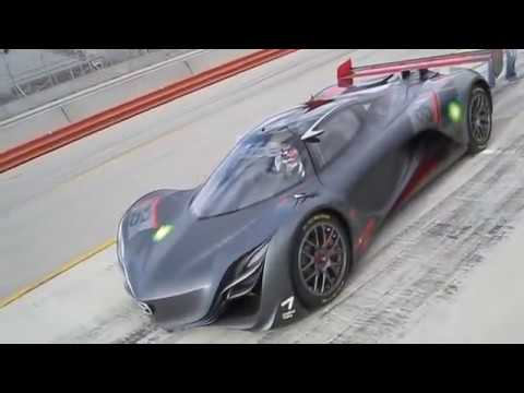 0 Mazda Furai | Street Legal, But Is It Green?