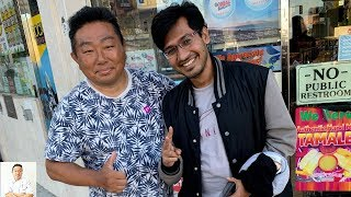 Most Unlikely Place To Meet A Fan!! by Diaries of a Master Sushi Chef