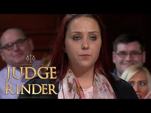 Courtroom Bursts Out Laughing at Defendants Counter-Claim | Judge Rinder