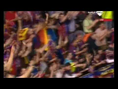Final Copa del Rey 2009 (Barcelona 4 - 1 Athletic)